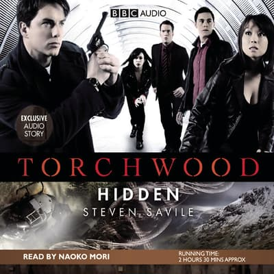 Torchwood: Hidden by Steven Savile audiobook