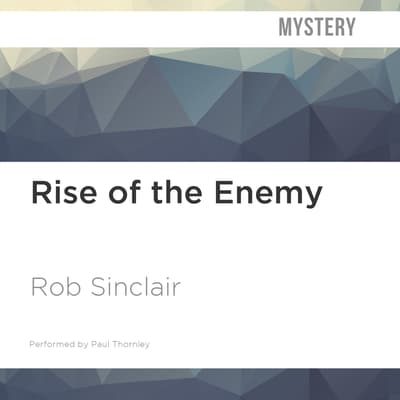 Rise of the Enemy by Rob Sinclair audiobook