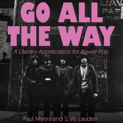 Go All The Way by S.W. Lauden audiobook