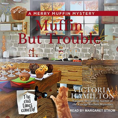 Muffin But Trouble by Victoria Hamilton audiobook