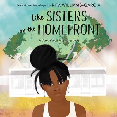 Like Sisters on the Homefront by Rita Williams-Garcia audiobook