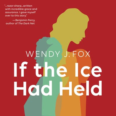 If the Ice Had Held by Wendy Fox audiobook