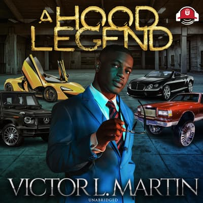 A Hood Legend  by Victor L. Martin audiobook