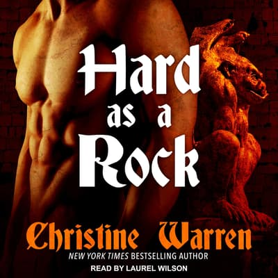 Hard as a Rock by Christine Warren audiobook