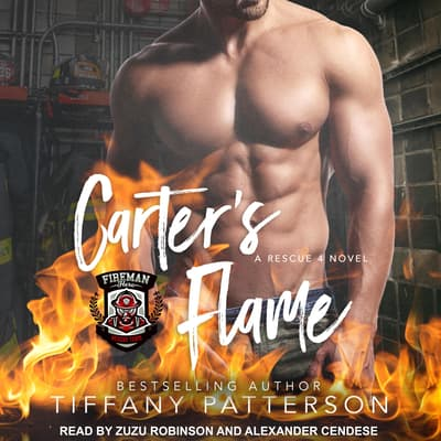 Carter's Flame by Tiffany Patterson audiobook
