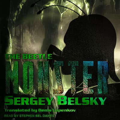 Monster by Sergey Belsky audiobook