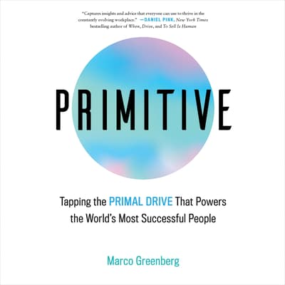 Primitive by Marco Greenberg audiobook