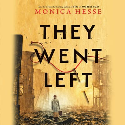 They Went Left by Monica Hesse audiobook
