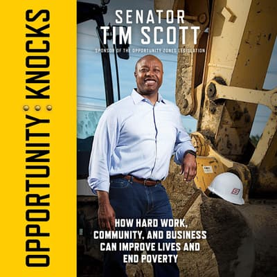 Opportunity Knocks by Tim Scott audiobook