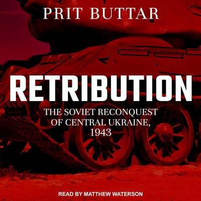 Retribution by Prit Buttar audiobook