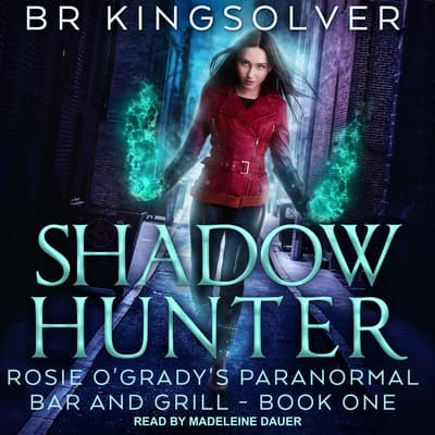 Shadow Hunter by B.R. Kingsolver audiobook