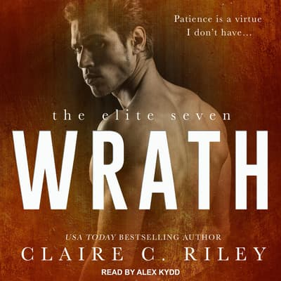 Wrath by Claire C. Riley audiobook