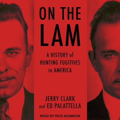 On the Lam by Jerry Clark audiobook