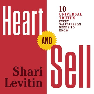 Heart and Sell by Shari Levitin audiobook
