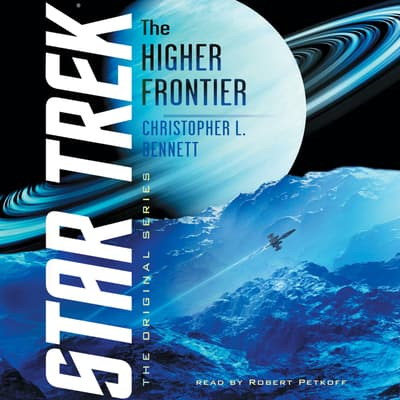 The Higher Frontier by Christopher L. Bennett audiobook