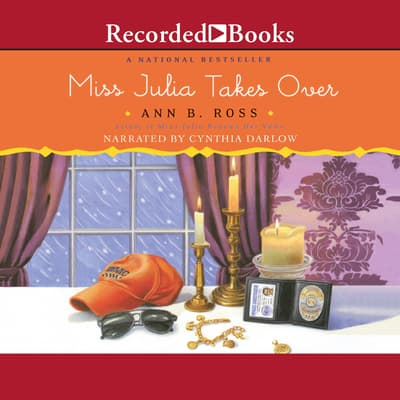 Miss Julia Takes Over by Ann B. Ross audiobook
