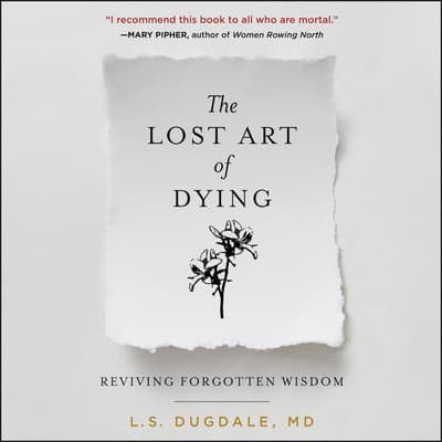 The Lost Art of Dying by L. S. Dugdale audiobook