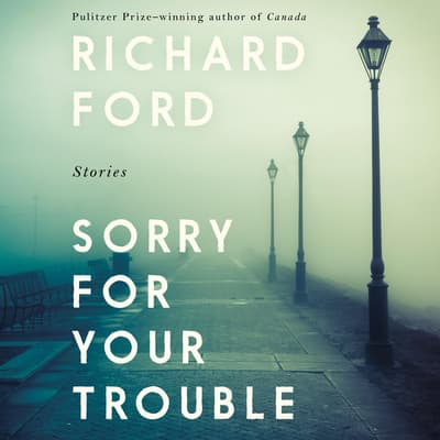 Sorry For Your Trouble by Richard Ford audiobook
