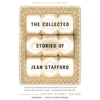 The Collected Stories of Jean Stafford by Jean Stafford audiobook