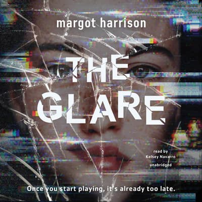 The Glare by Margot Harrison audiobook