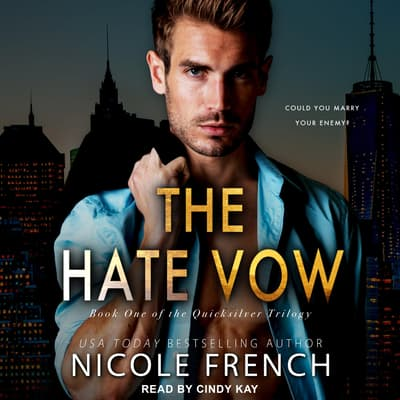 The Hate Vow by Nicole French audiobook