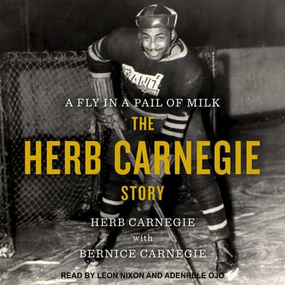 A Fly in a Pail of Milk by Herb Carnegie audiobook