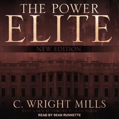 The Power Elite by C. Wright Mills audiobook
