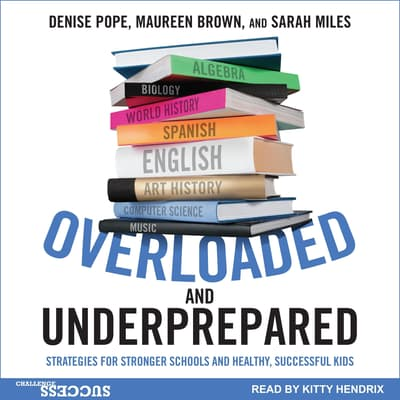 Overloaded and Underprepared by Maureen Brown audiobook