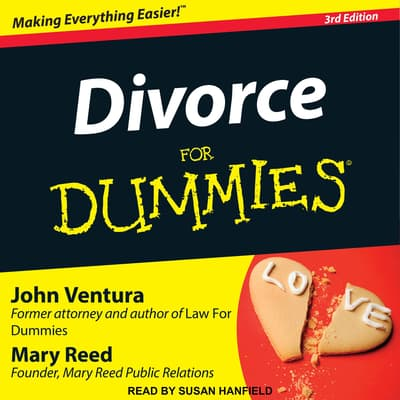 Divorce for Dummies by Mary Reed audiobook
