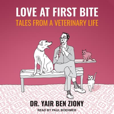 Love at First Bite by Yair Ben Ziony audiobook