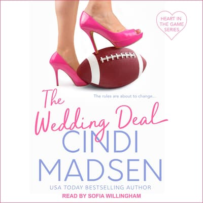 The Wedding Deal by Cindi Madsen audiobook