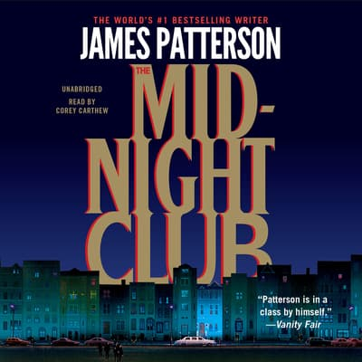 The Midnight Club by James Patterson audiobook