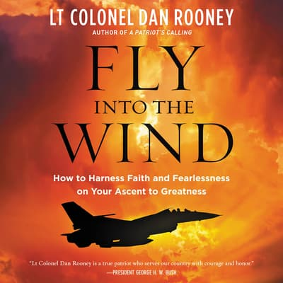 Fly Into the Wind by Lieutenant Colonel Dan Rooney audiobook