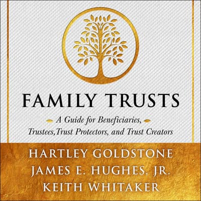 Family Trusts by Keith Whitaker audiobook