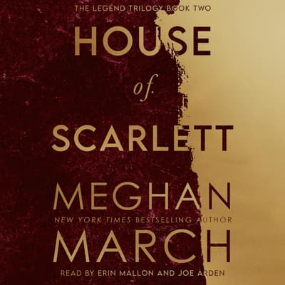 House of Scarlett by Meghan March audiobook