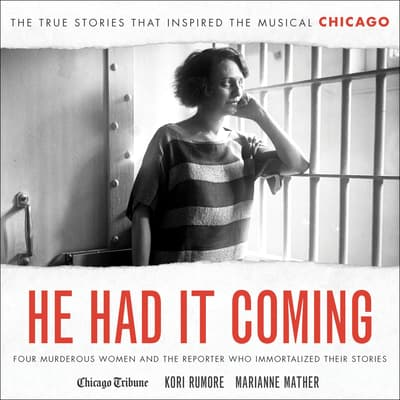 He Had It Coming by Marianne Mather audiobook