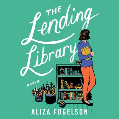 The Lending Library by Aliza Fogelson audiobook