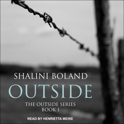 Outside by Shalini Boland audiobook