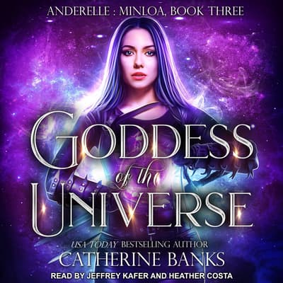 Goddess of the Universe by Catherine Banks audiobook