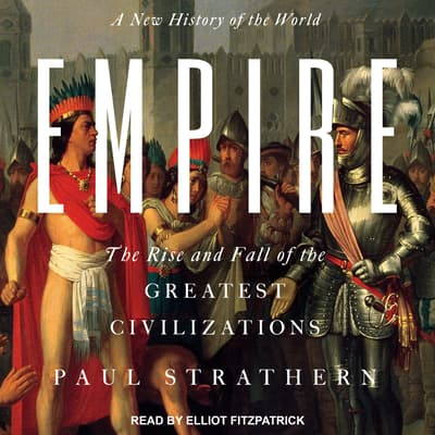Empire by Paul Strathern audiobook