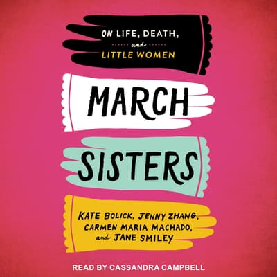 March Sisters by Jane Smiley audiobook
