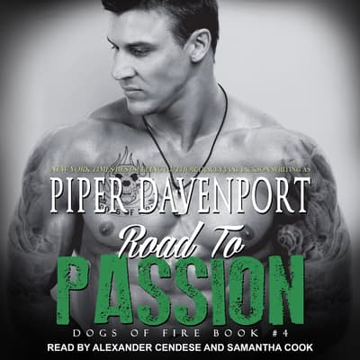 Road to Passion by Piper Davenport audiobook
