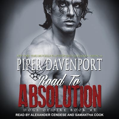 Road to Absolution by Piper Davenport audiobook