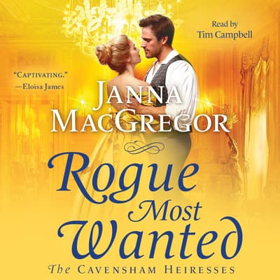 Rogue Most Wanted by Janna MacGregor audiobook