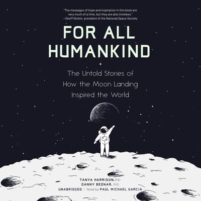 For All Humankind by Tanya Harrison audiobook