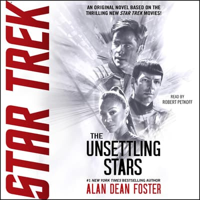 The Unsettling Stars by Alan Dean Foster audiobook