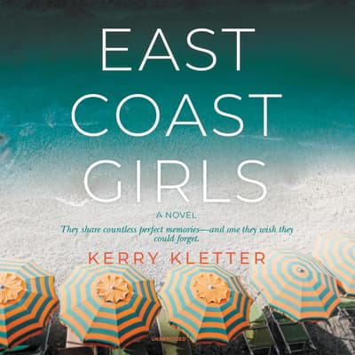 East Coast Girls by Kerry Kletter audiobook