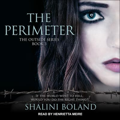 The Perimeter by Shalini Boland audiobook