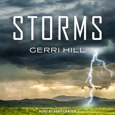 Storms by Gerri Hill audiobook