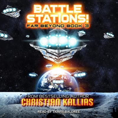 Battlestations! by Christian Kallias audiobook